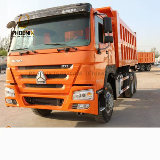 Very Good Condition Middle Lift Sinotruk HOWO 336 HP Used Dump Truck Tipper 10 Wheels with Good Price Is Hot Sale