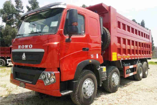 Used HOWO/Shacman Used 8X4 6X4 10 Wheels 12 Wheels Dump/Dumper/Dumping/Tipper/Tipping Truck for 30t-50t Cargo