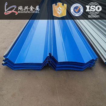 China Villa Colored Corrugated Roofing Sheet pictures & photos