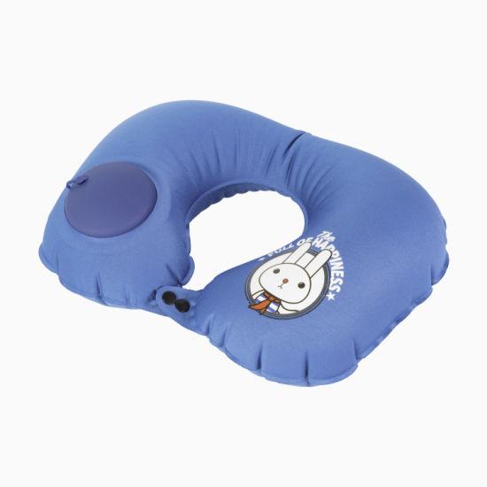 Inflatable Pillow Car Neck Pillow Neck Pillow