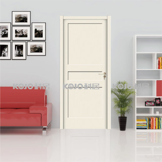 Anti-Termite Fire-Resistant WPC Painting Door for Toilet Bathroom (YM-005) pictures & photos