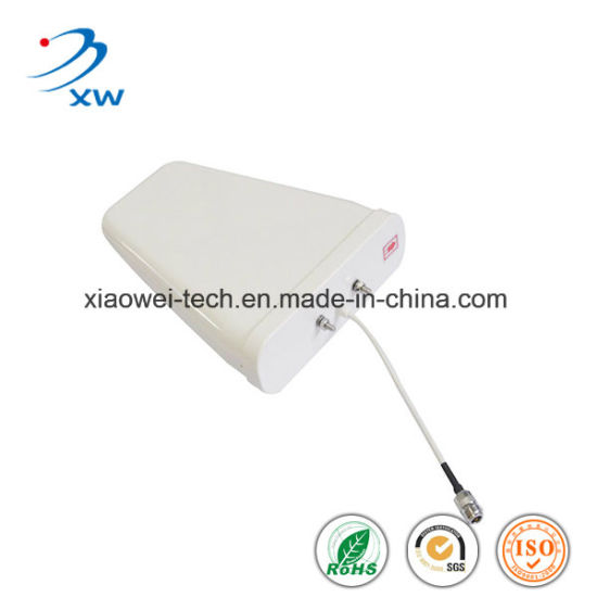 1710-2500MHz 11dBi Logarith Cycle Directional Antenna