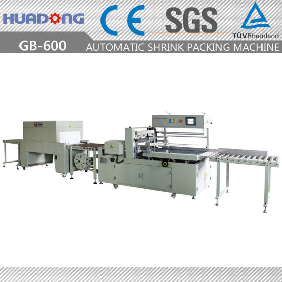 Automatic Flooring Boards Shrink Pack Machine pictures & photos
