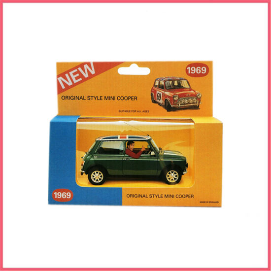 Custom Printed Corrugated Paper Toy Car Box with Peg Hole Manufacturer Supplier Factory