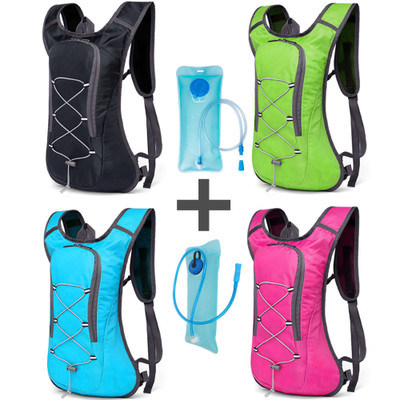 Outdoor Sports Water Bag Riding Bag Leisure Mountaineering Running Bag Hiking Backpack Water Bag