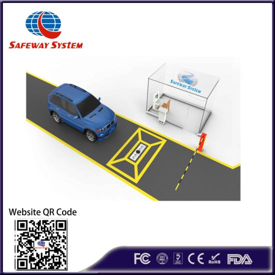 Fixed Under Vehicle Inspection Surveillance System Uvss Uvis pictures & photos