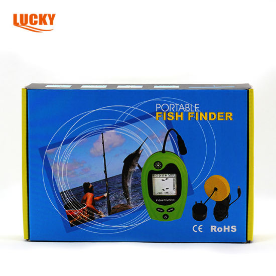 2018 Hot Selling Model Remote Fish Finder pictures & photos