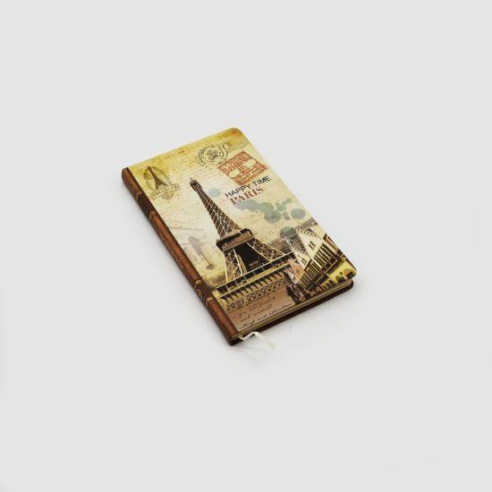 Custom Fancy Offset Paper A4 A5 A6 Hardcover Notebook