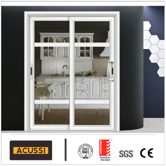 Double Glazing Wholesale Aluminum Sliding Door for Customized Design