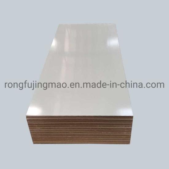 Top Quality Raw MDF Board or Melamine Faced MDF Board