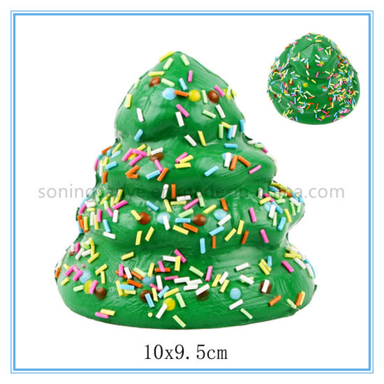 DTY0105 Christmas Tree Squishy Best Christmas Gift Slow Rising Toys for Kids