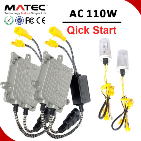 Competitive Price AC/DC 3000k/30000k Bi-Zenon H4 H7 9005 25W 35W 55W HID Xenon Kit pictures & photos