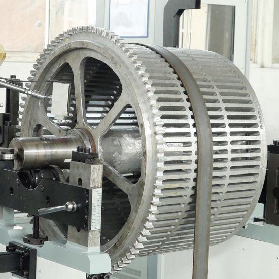 China Horizontal Hard Bearing Balance Machine for Squirrel Cage