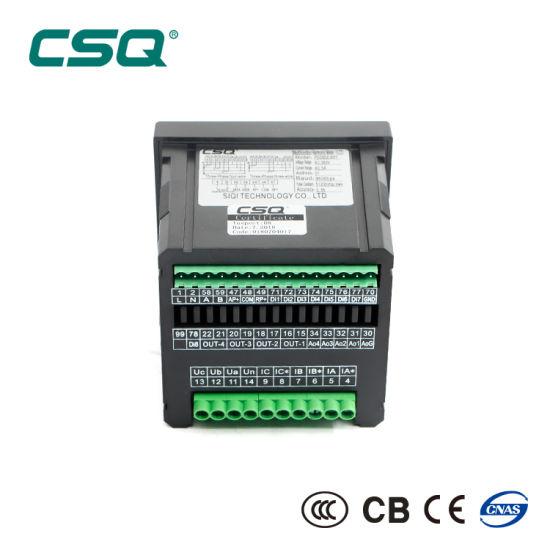 Digital Multimeter/Multifunction Multi-Rate Watt-Hour Meter