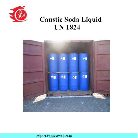 Caustic Soda 50% Industrial Grade Caustic Soda Solution