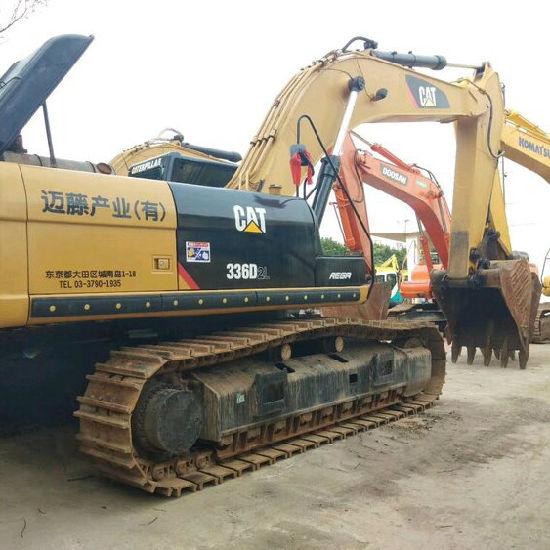 Used Cat 336D Excavator / Caterpillar Cat 336D in Good Condition