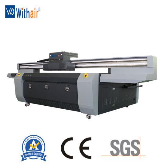 Industrial Digital UV Printing Machine with Ricoh Printheads