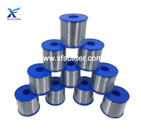 Sn96.5AG3cu0.5 Sn97AG3 Sn99.3cu0.7 Silver Tin Alloy Solder Wire