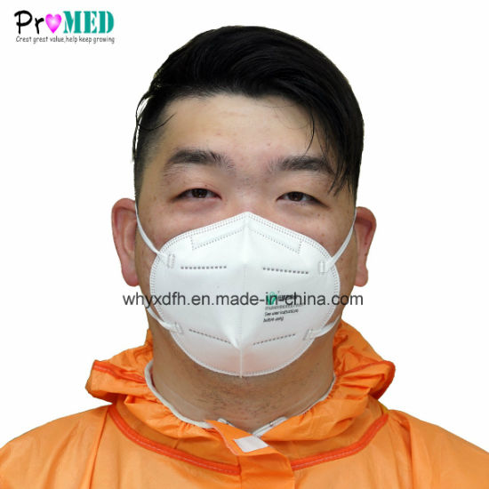pollen n95 Face pp Mask Nonwoven Working paint asbestos wood dust filter Protective particulate safety Disposable gas Ffp 3m mine