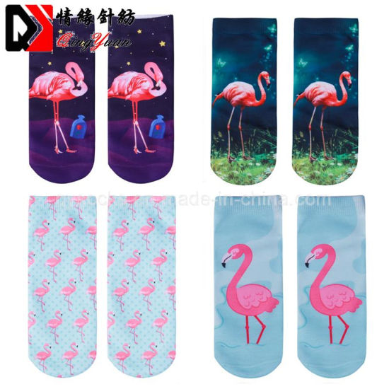 b27d5f9a637 China Wholesale Custom Sublimation Printed Socks for Kids - China ...