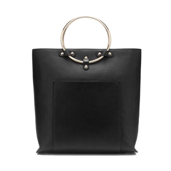 Lady PU Leather Handbag Fashion Designer Shoulder Hand Bag