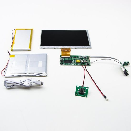 New Tech 8 Inch LCD Panel TFT Touch Screen LCD Display Module