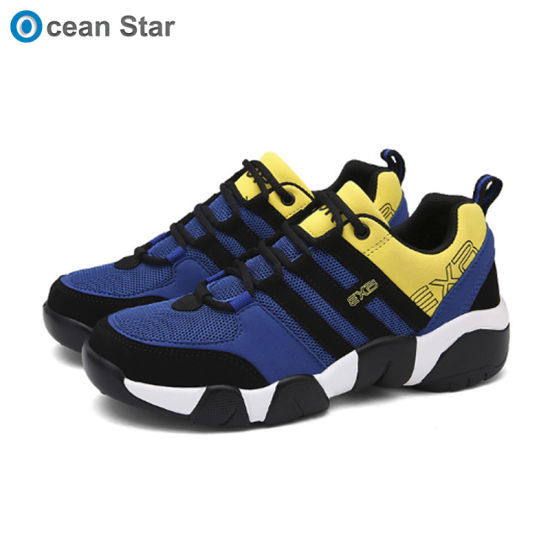 China 2019 Fashion Trend Men Casual Shoes High Quality Leisure Shoes