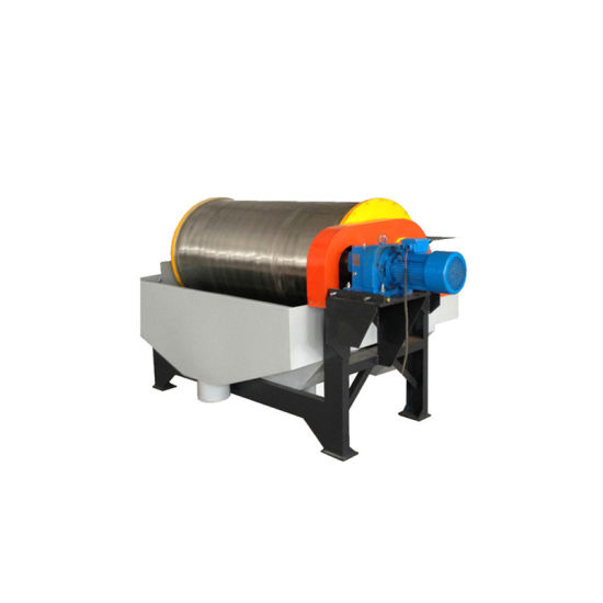 CT Series Wet Drum Heavy Spar Permanent Magnetic Separator Ctbns712