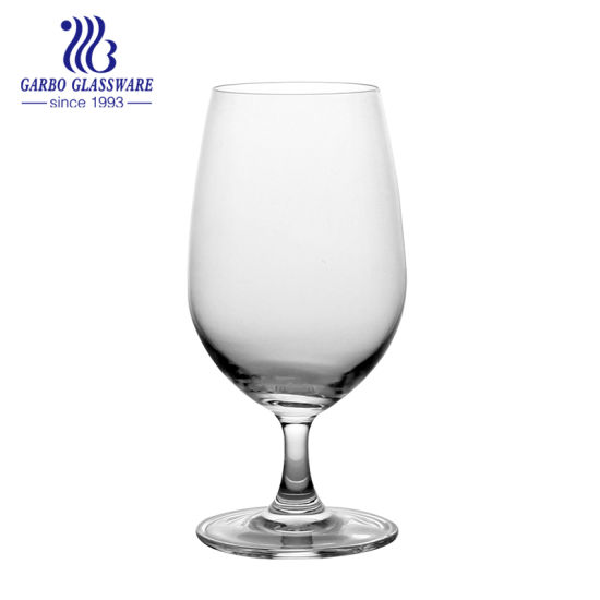 415ml High Quality Stemware Goblet Lead-Free Crystal Glass