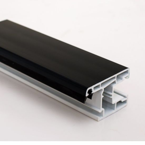 Extrusion UPVC Profile PVC Windows and Door Profile