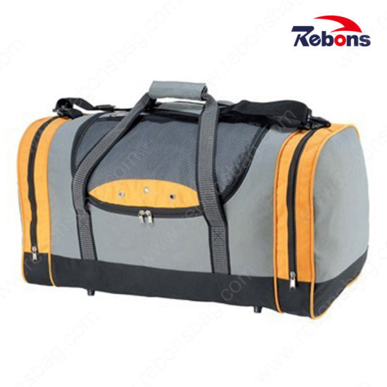 526e911392 Customized Logo Big Sport Traveling Luggage Duffle Bags for Man pictures    photos