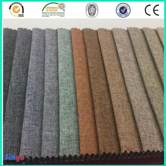 China Tc Compound Sofa Fabric Suede