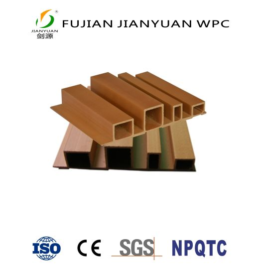 Special Shaped WPC Wallboard Wall Ceiling Board for Interior Decoration pictures & photos