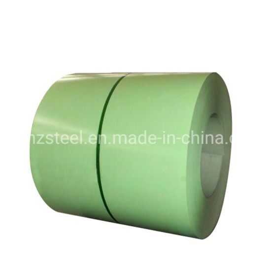 1250mm PPGI Steel Coil/Color Coated Roofing Sheet/Zinc Iron Sheet in China