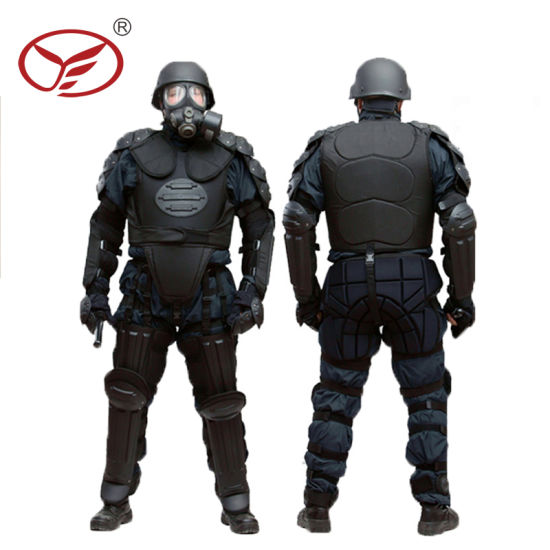 Tactical Police Riot Control Protection Body Military Anti-Riot Gear