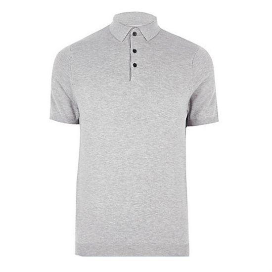 China 2019 New No Logo Oem Polo Shirts For Men China 100 Polyester