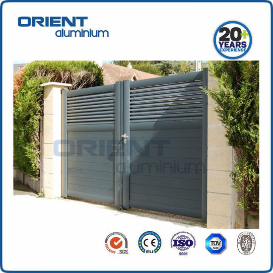 Aluminium Sliding Gates Design Aluminium Driveway Sliding Gates