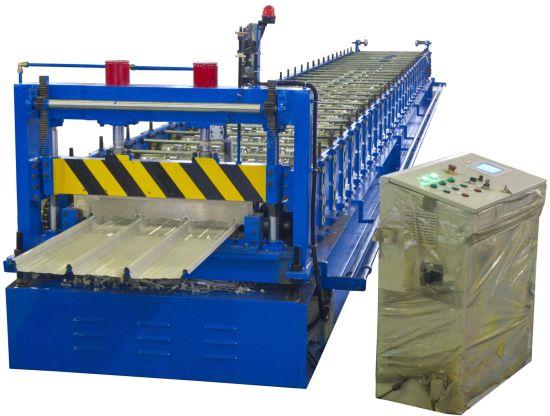 Popular Klip Lock 700 Roll Forming Making Machine