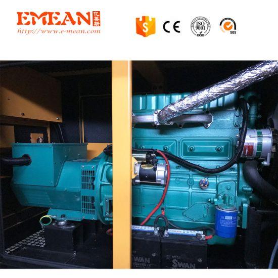 Chinese Brand Engine 40kw 50kw 60kw Open/Silent Diesel Genset
