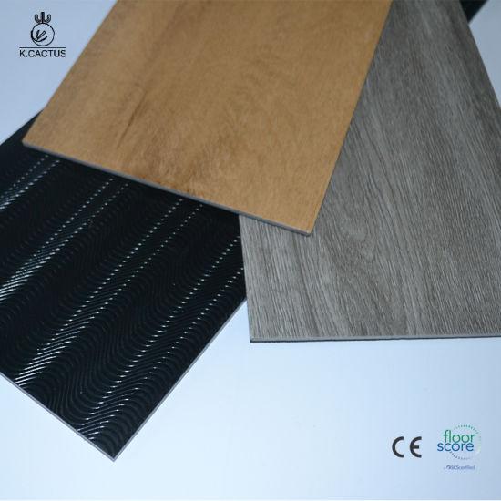 Karndean Washed Oak Floor with Delicate Open Grains Looselay Vinyl Flooring