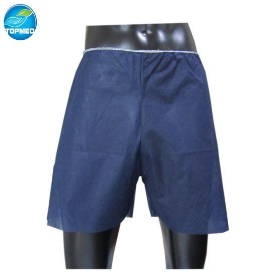 67d46c5ae54e China Super Soft Men′s Disposable Boxer Short Briefs for Hospital ...
