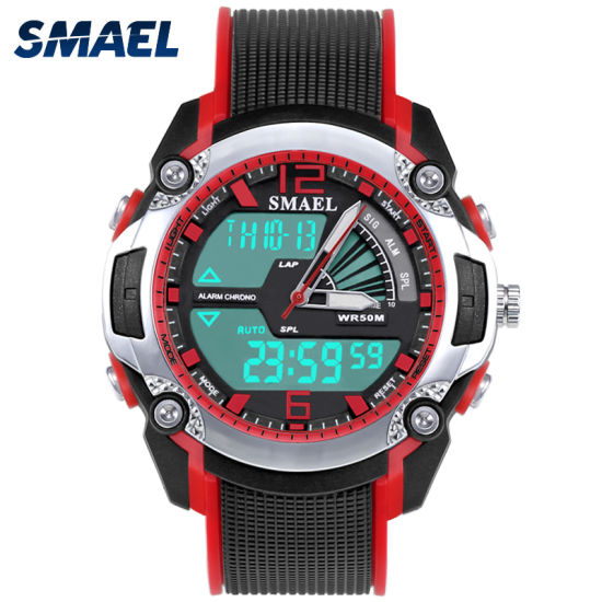Watches Men Swiss Fashion Quality Factory Promotion Smart Watch Watches Custome Sports Watch Plastic Watch