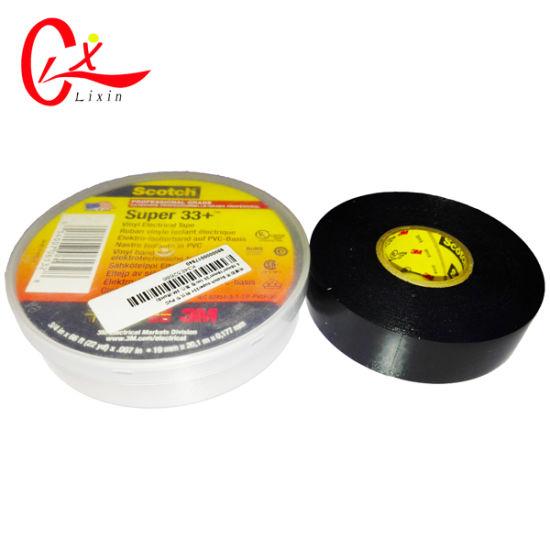 Original 3m Brand Super 33+ Black Vinyl Electrical Insulation Tape