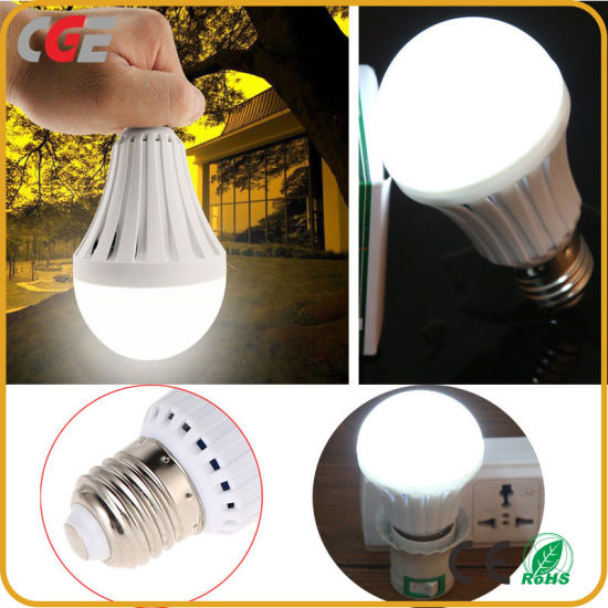 High Quality Rechargeable LED Emergency Bulb