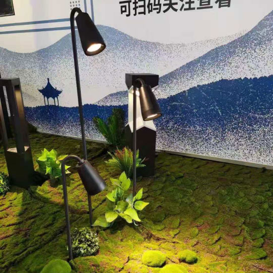 Cheap Simple Waterproof IP65 Outdoor Decoration High Quality LED Lawn Light