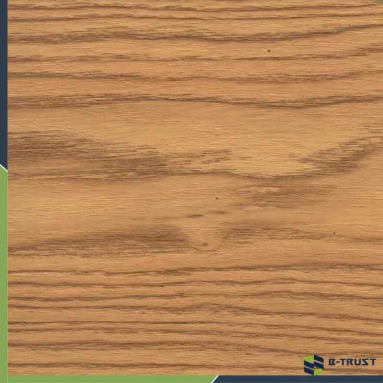 Wooden Design PVC Decorative Sheet Laminate Film for Kitchen Cabinet/Door