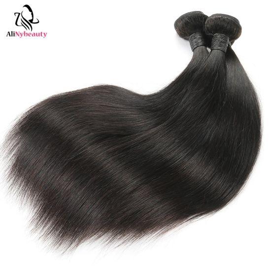 Wholesale Unprocessed Natural Mink Brazilian Hair 100% Human Hair Weave