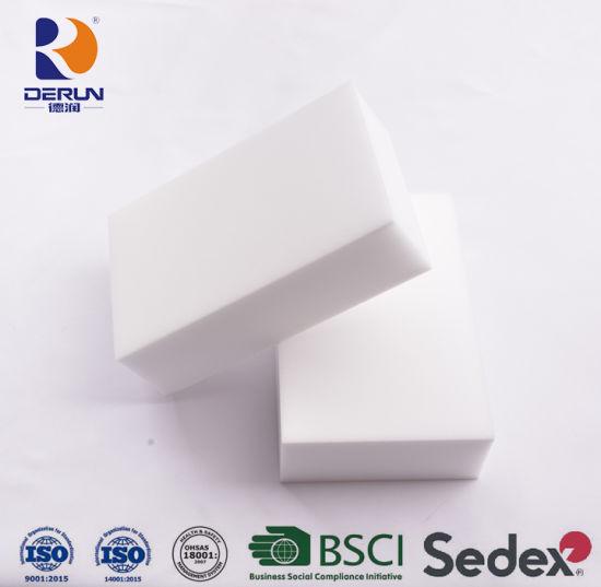 Export Magic Melamine Sponge Highest Density 10kg/Cbm