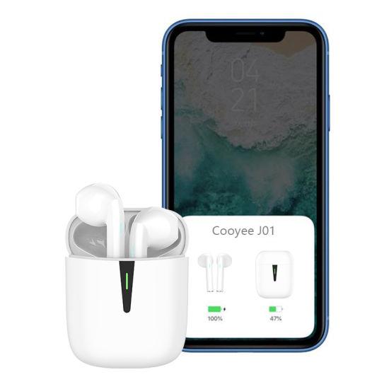 Earphone Bluetooth Lightning to 3.5 mm Wireless Earphone Blue Tooth Headphones Bluetooths Headphone