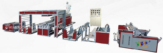 Lamination Machine for PP Woven Bags (Sj-Fmz Series)
